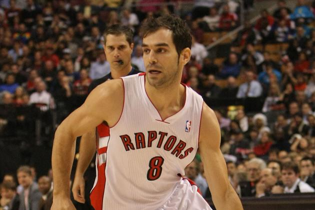 Visa Issues Prevent Jose Calderon from Making Pistons Debut Tonight