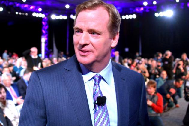 Roger Goodell Expects HGH Testing in Place by Next Season