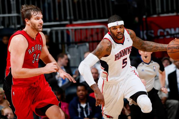 NBA Rumors: Latest on Josh Smith, Paul Pierce and Others on the Market