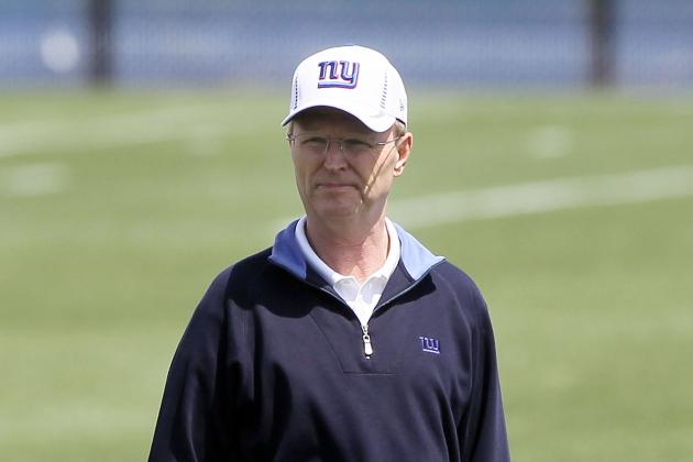 John Mara Says 'There Is a Limit' in Contract Negotiations with Victor Cruz