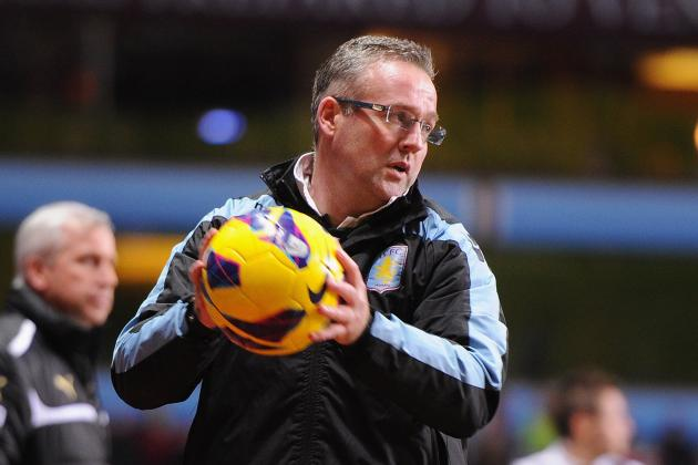 Lambert: Sylla and Dawkins Can Keep Aston Villa Afloat