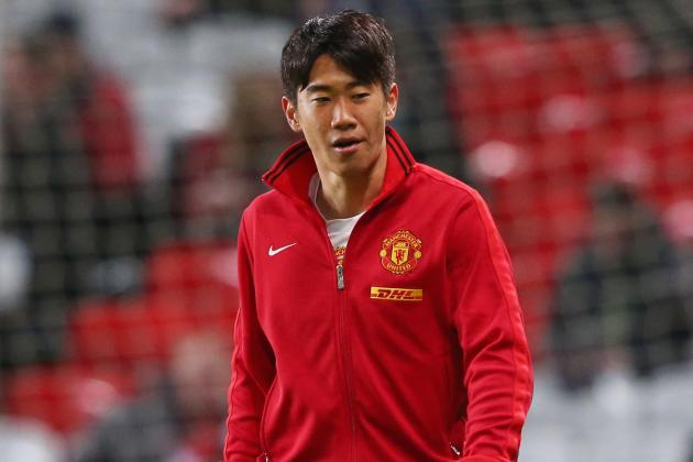 Shinji Kagawa: I Must Do Better for Manchester United