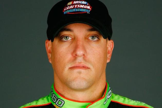 Ex-NASCAR Driver Leads Police on 2-State Chase