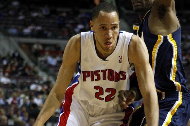 Tayshaun Prince Says Goodbye to the Detroit Pistons