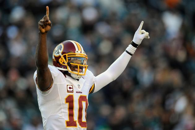 Robert Griffin III Deserves Rookie of the Year Award After Awe-Inspiring Season