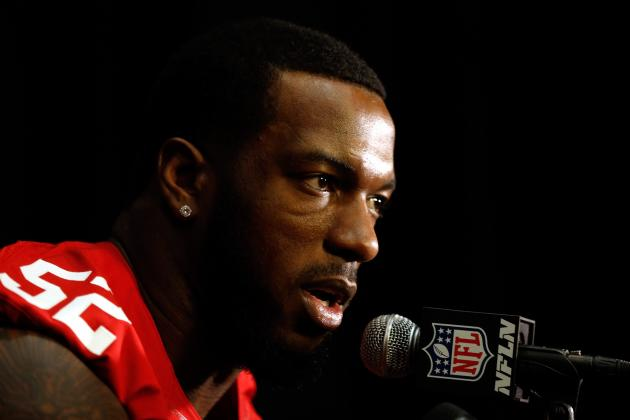 Patrick Willis Wanted to Play College Ball at Tennessee