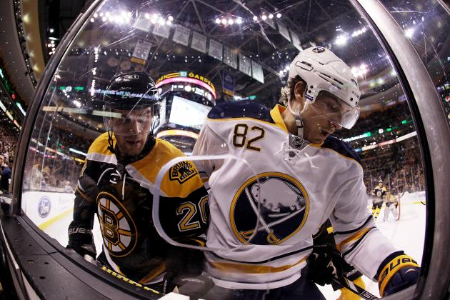 Boston Bruins Fans Sore over Buffalo Sabres Timeout