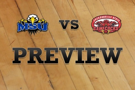 Morehead State vs. Jacksonville State: Full Game Preview