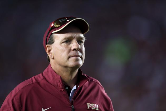 Jimbo  Co. Are Scrambling as FSU Heads into National Signing Day
