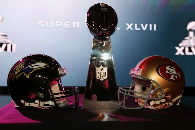 Super Bowl Line: Betting Preview for Ravens vs. 49ers Matchup