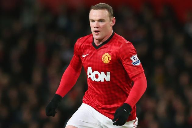 Rooney Admits He Has Handed over Penalty Duty