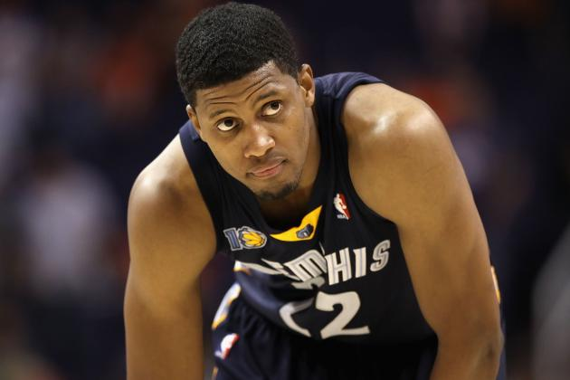 Report: Rudy Gay and Other Traded Players in Deal Available Friday Night