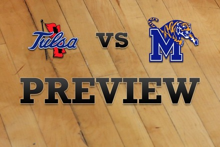 Tulsa vs. Memphis: Full Game Preview