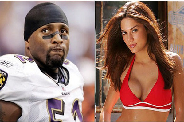 Ray Lewis Forgives Anna Burns Welker for Angry Facebook Comments