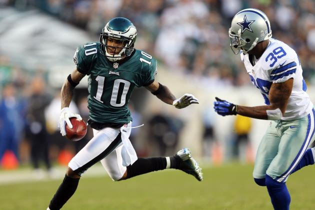 DeSean Jackson Says Chip Kelly Plans to Use Him Like De'Anthony Thomas