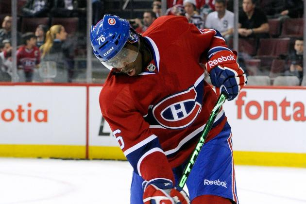 Signs Indicate Subban Could Be in Habs Lineup Saturday