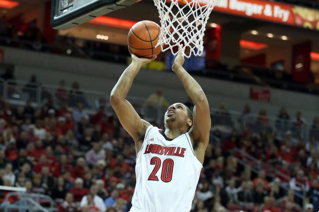 Louisville Basketball Coach Rick Pitino: Wayne Blackshear Is Back