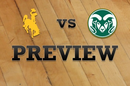 Wyoming vs. Colorado State: Full Game Preview