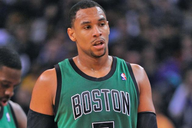Boston Celtics Forward Jared Sullinger Out for Season with Back Injury