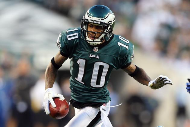 DeSean Jackson Is Very Excited About Chip Kelly