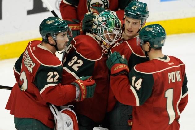 Wild Seek First Road Win at Expense of Ducks