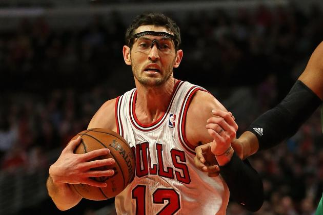 Kirk Hinrich out Tonight vs. Nets