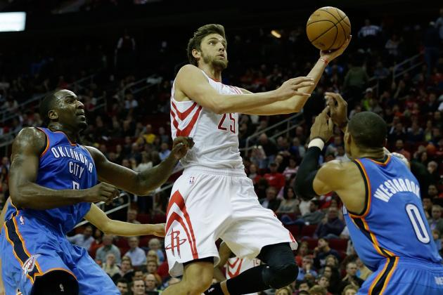 Chandler Parsons Proving That He's Better Than No. 38 Overall