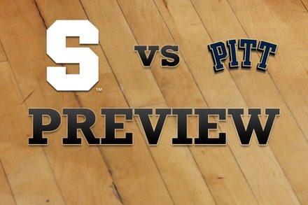 Syracuse vs. Pittsburgh: Full Game Preview