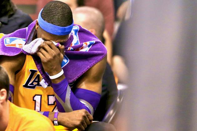 Dwight Howard Injury: Best- and Worst-Case Scenarios for the Los Angeles Lakers
