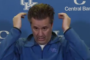 Calipari on Cats' Shot at A&M Redemption