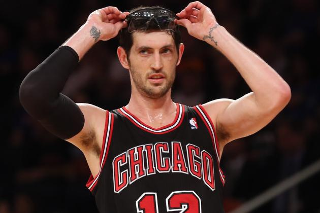 Kirk Hinrich out Tonight; Returns to Chicago with Injured Elbow