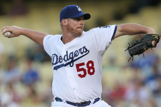 Chad Billingsley Reports No Setbacks with Injured Elbow