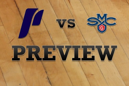Portland vs. Saint Mary's: Full Game Preview