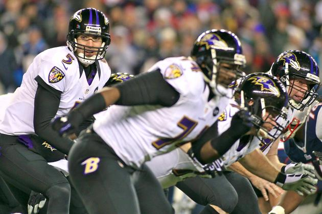 Joe Flacco vs. Colin Kaepernick: Breaking Down the SBXLVII QB Battle