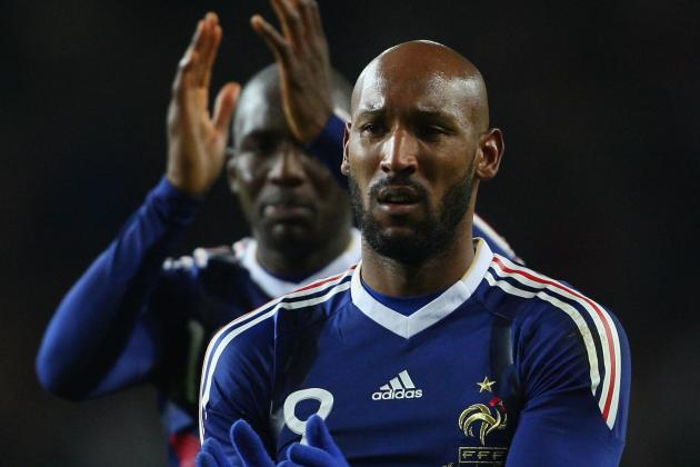 Anelka: Juventus Can Win the Champions League