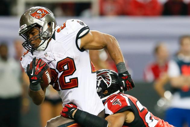 Doug Martin: 'Muscle Hamster Has to Stop'
