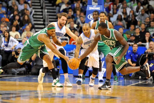 Orlando Magic vs. Boston Celtics: Live Score, Results and Game Highlights
