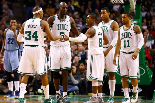Jared Sullinger, Rajon Rondo Injuries Mean Boston Celtics Must Blow Up, Rebuild