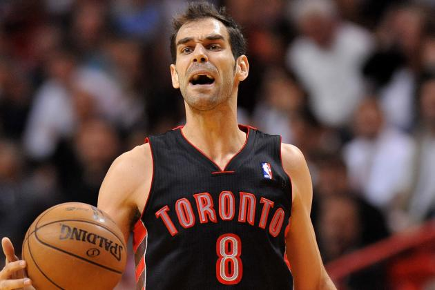 Pistons Interested in Keeping Jose Calderon After Extended Trade Talks
