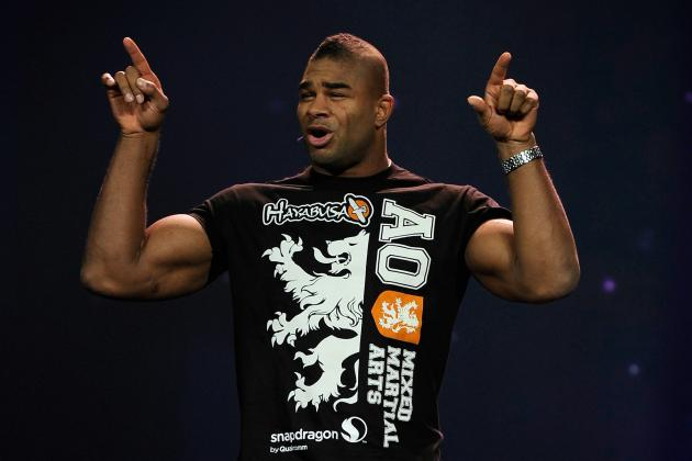 Alistair Overeem: Keys to the Reem Showing He's Ready for UFC Gold vs. Silva