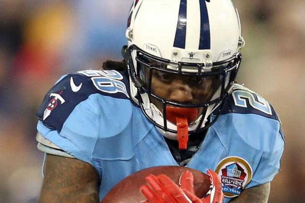 Chris Johnson Hasn't Heard from Titans About Contract