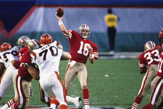 The Most Perfect Plays in Super Bowl History