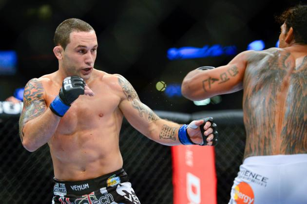 Jose Aldo vs. Frankie Edgar: The Answer Has What It Takes to Unseat Champion