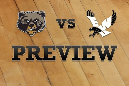 Montana vs. Eastern Washington: Full Game Preview