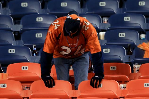 Broncos' Ticket Prices Increase for Second Consecutive Year