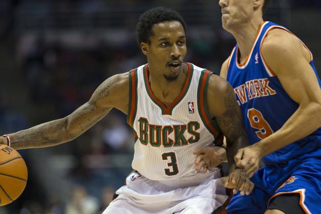 NBA Gamecast: Bucks vs. Knicks