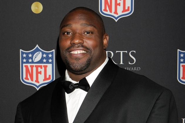 Sapp Finds out Whether He's Inducted into Hall of Fame on Saturday