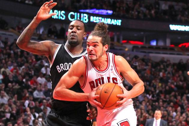 Chicago Bulls vs. Brooklyn Nets: Live Score, Results and Game Highlights