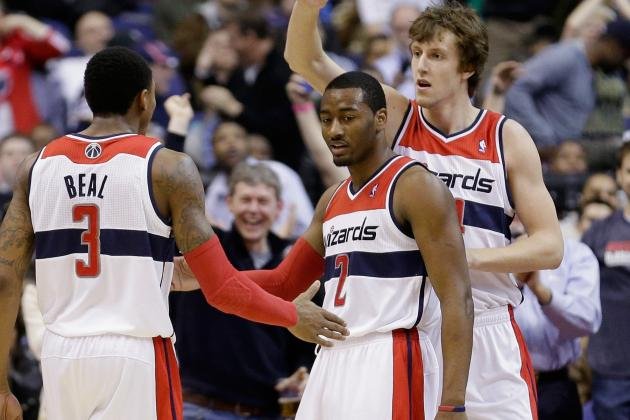NBA Gamecast: Wizards vs. Grizzlies