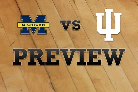 Michigan vs. Indiana: Full Game Preview